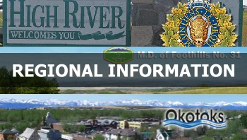 Learn about High River, Okotoks and Foothills region.